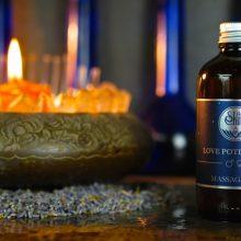 Magické masážne oleje