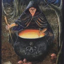 Avalonské karty bohýň