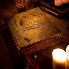 "Magické zápisníky ""Book of shadows"""